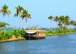Beaches and backwaters of kerala